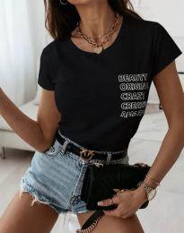 Majica - kod 11792 - crna