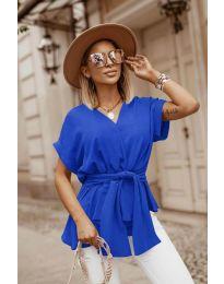 Bluza - kod 3070 - tamno plava
