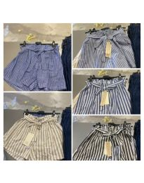 Kratke hlače - kod 7171 - šarena