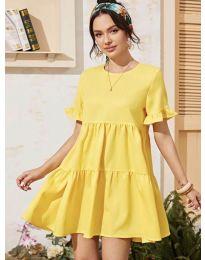 Haljina - kod 0033 - žuta