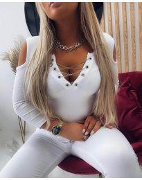 Bluza - kod 4474 - bijela
