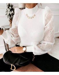 Bluza - kod 3522 - bijela