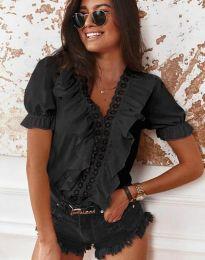 Bluza - kod 4730 - 2 - crna