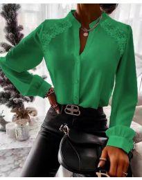 Košulja - kod 9902 - zelena