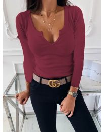 Bluza - kod 875 - bordo