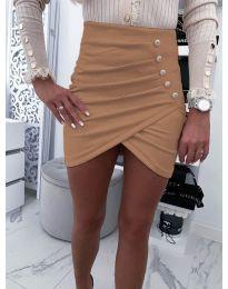 Suknja - kod 021 - smeđa