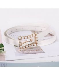 Remen - kod P64/001 - bijela
