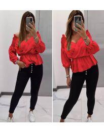Bluza - kod 7771 - crvena