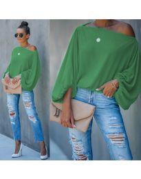Bluza - kod 5151 - zelena