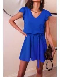 Haljina - kod 5551 - tamno plava