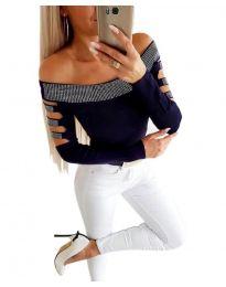 Bluza - kod 3470 - crna