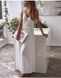 Haljina - kod 5261 - 2 - bijela