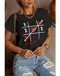 Majica - kod 2120 - crna