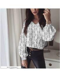 Košulja - kod 851 - 1 - bijela