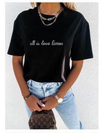 Majica - kod 36755 - crna