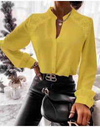 Košulja - kod 9902 - žuta