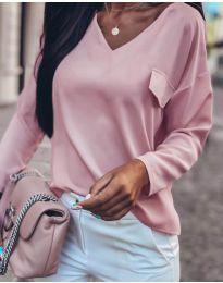 Bluza - kod 0802 - roze