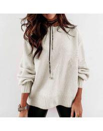 Džemper - kod 3345 - bijela