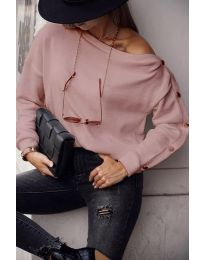 Bluza - kod 4640 - roze