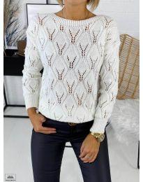 Džemper - kod 392 - bijela