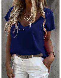 Majica - kod 0589 - tamno plava