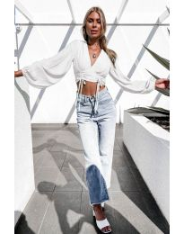 Bluza - kod 864 - bijela