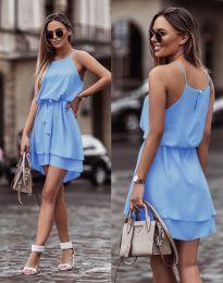 Haljina - kod 2104 - svijetlo plava