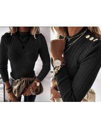 Bluza - kod 9930 - crna