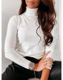 Bluza - kod 8861 - 13 - bijela