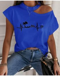 Majica - kod 206 - plava