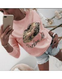 Bluza - kod 975 - roze