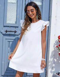 Haljina - kod 6261 - bijela