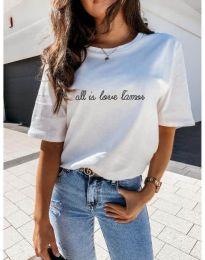 Majica - kod 36755 - bijela
