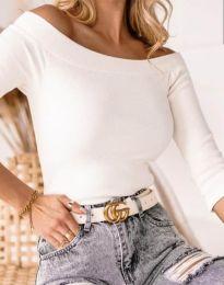 Bluza - kod 2805 - bijela