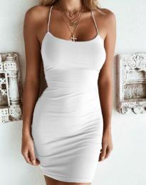 Haljina - kod 9098 - bijela