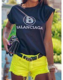 Majica - kod 5357 - crna