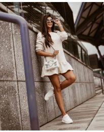 Bluza - kod 11512 - bijela