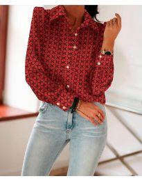 Košulja - kod 654 - crvena