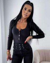 Bluza - kod 11698 - crna