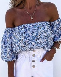 Bluza - kod 2075 - plava