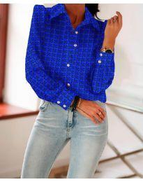 Košulja - kod 654 - tamno plava