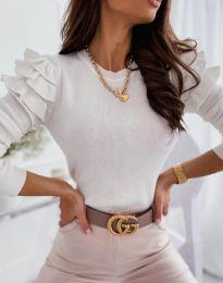 Bluza - kod 3608 - bijela