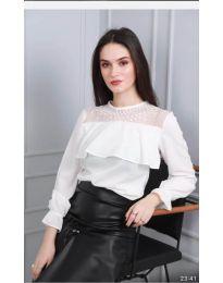 Bluza - kod 0628 - 5 - bijela