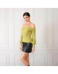 Bluza - kod 0247 - zelena