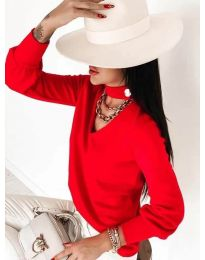 Bluza - kod 2133 - crvena