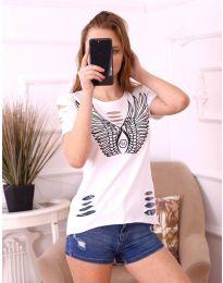 Majica - kod 3567 - bijela