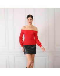 Bluza - kod 0247 - crvena