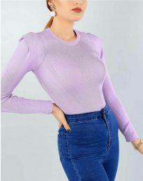 Bluza - kod 374 - svijetlo ljubičasta