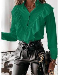 Košulja - kod 9032 - zelena