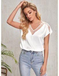 Majica - kod 5754 - bijela
